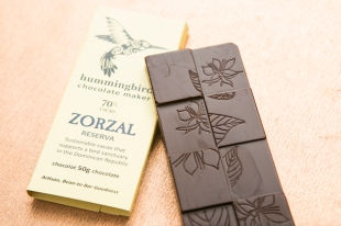 Award-winning chocolates from the 2015 International Chocolate Competition (Americas division). (Samira Bouaou/Epoch Times)